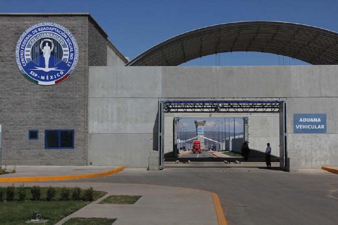 La Secretaria de Seguridad Publica Federal inauguró el Cefereso de máxima seguridad número 12 ubicado en el municipio de Ocampo en Guanajuato.