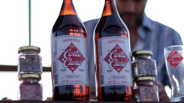 Regresa a cerveza típica Carta Clara a Yucatán