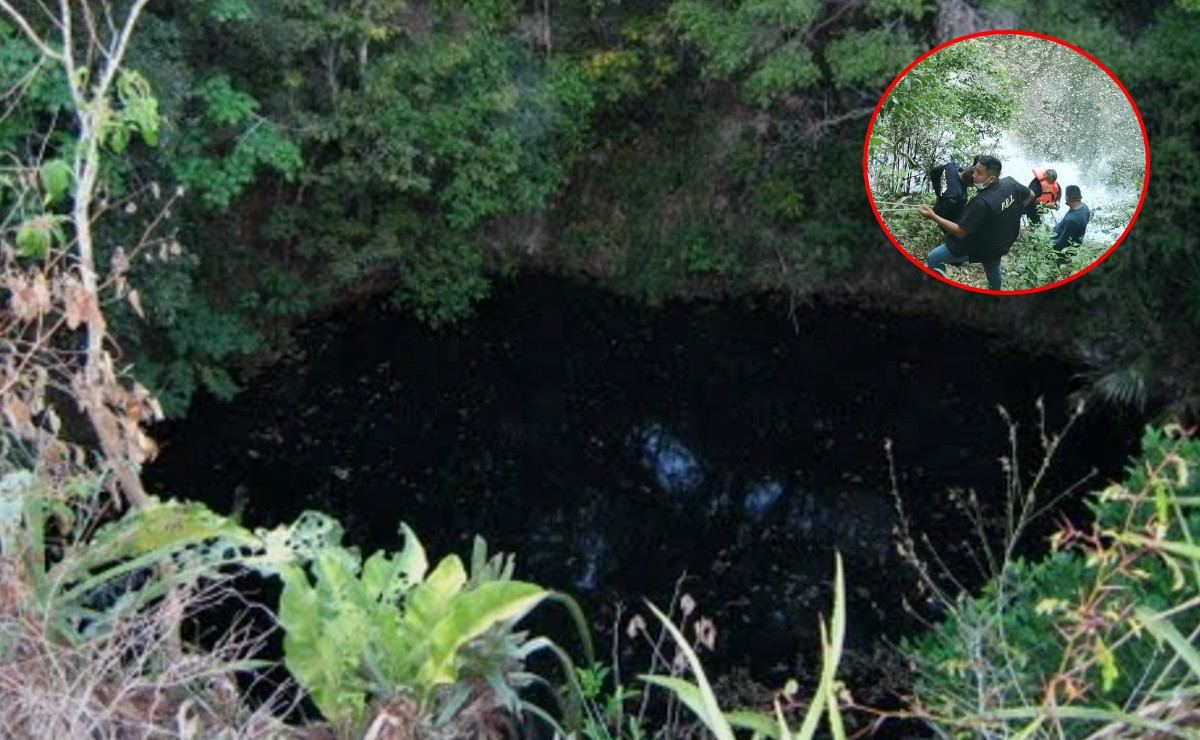 Habitante de Uayma es encontrado sin vida en un cenote, murió ahogado