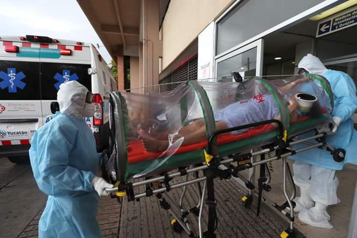 40 nuevos contagios y 10 muertos por Coronavirus en Yucatán