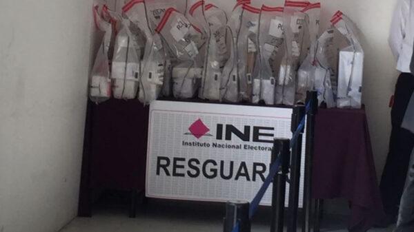 Resguardará el INE casi 3 mil credenciales para votar en Quintana Roo
