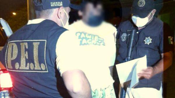 Detienen a expolicía por abusar sexualmente de su hijastra durante cinco años en Umán