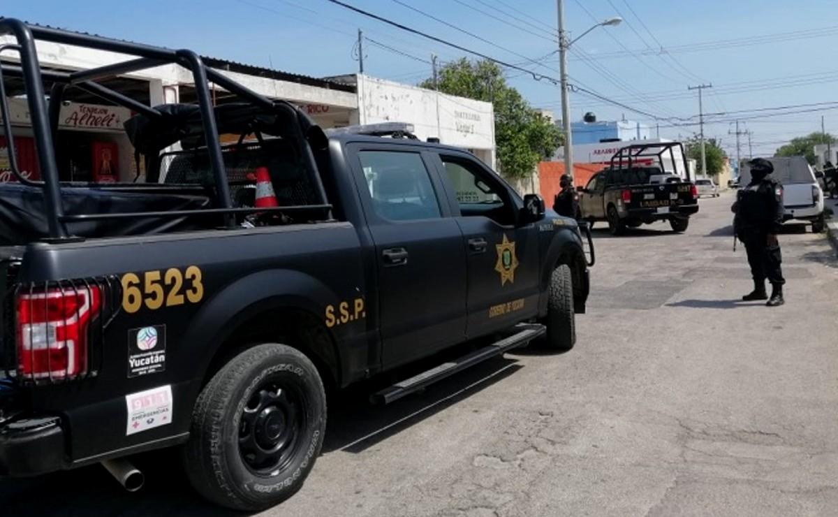 Detienen a un hombre y una mujer en cateo realizado en Vergel II, Mérida