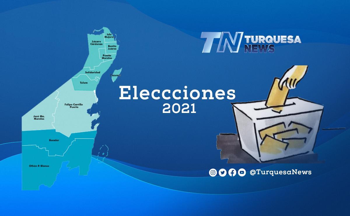 Elecciones Quintana Roo 2021