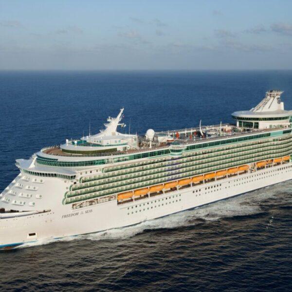 Confirman para el 12 de junio arribo de crucero de Royal Caribbean a Cozumel.