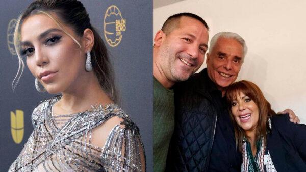 Frida Sofía llama mantenido a su tío por defender a Enrique Guzmán