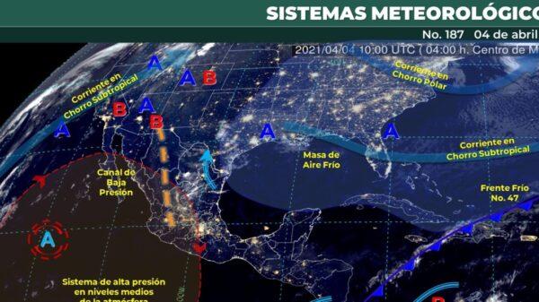 Clima: Pronostica cielo despejado para hoy domingo en Quintana Roo.