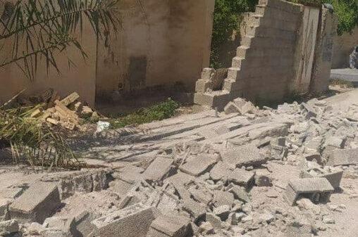 Terremoto de magnitud 5.9 sacude el sur de Irán.