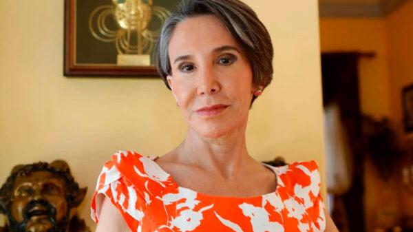 Florinda Meza invita seguirse cuidando contra el Covid-19