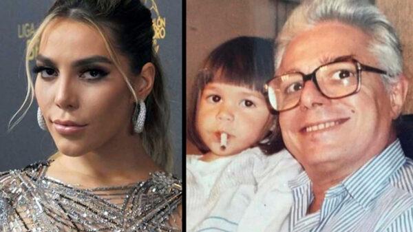 Frida Sofía aún no denuncia formalmente a su abuelo Enrique Guzmán
