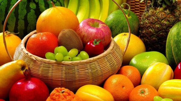 ¿Te gustan las frutas? Estas son las de temporada