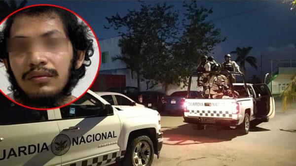 En Cozumel cayó 'La Tuza' por homicidio calificado.