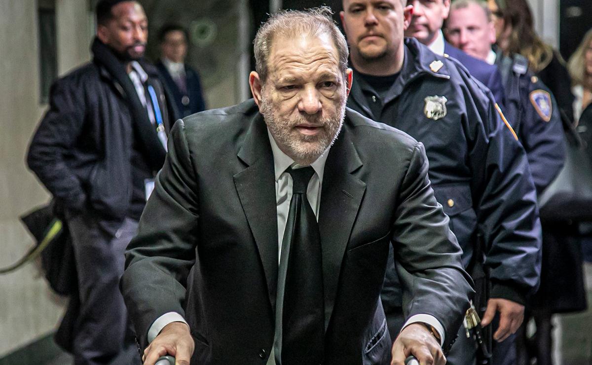Harvey Weinstein será extraditado a California en mayo