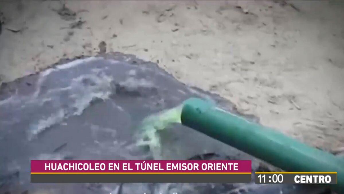 Piden a la población denunciar el ilegal acopio de huachicol.