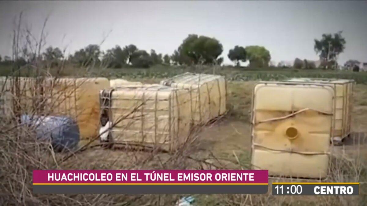 El robo de combustible o huachicoleo estaba permitido en los sexenios anteriores al del presidente Andrés Manuel López Obrador.