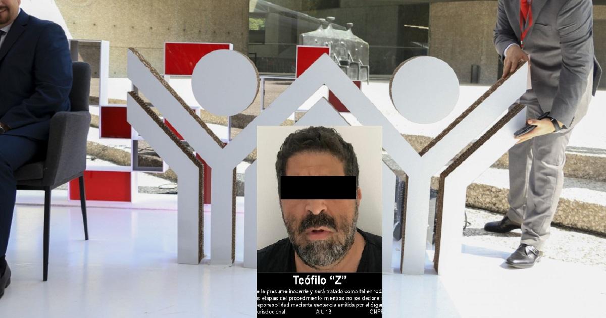 Arrestan a empresario Teófilo Zaga Tawil por fraude al Infonavit