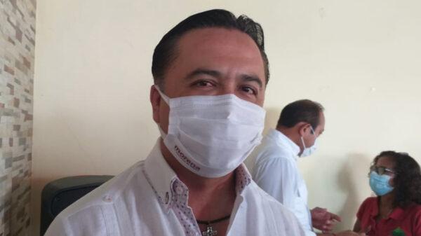 Tras destitución, se aferra Jorge Parra a Secretaria de Morena