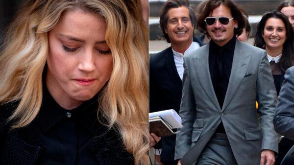 Lanzaran documental de Johnny Depp vs Amber Heard
