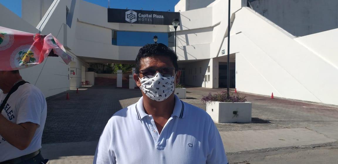 Afirma líder taxista en Chetumal que han negado el servicio a gente con Covid-19