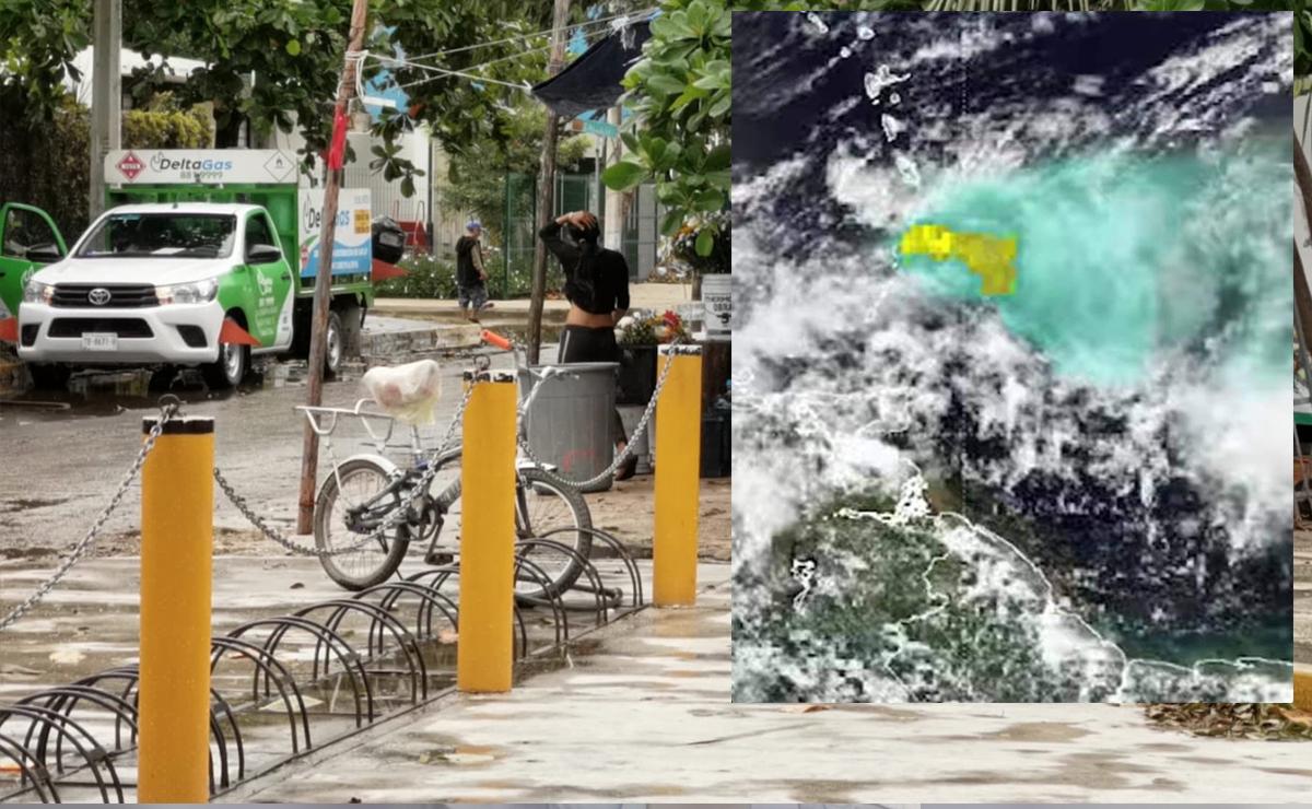Lluvia ácida no representa ningún riesgo para la población: Protección Civil