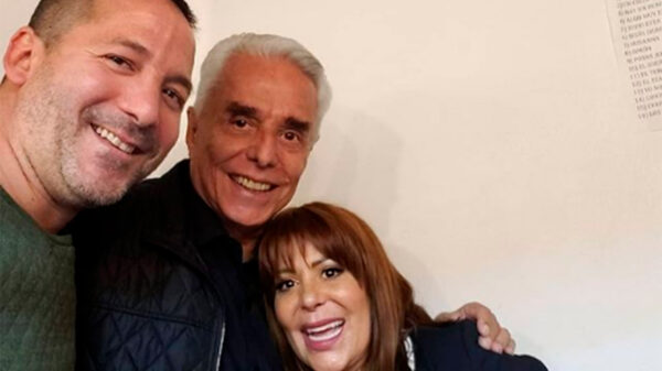 Luis Enrique Guzmán amenaza a TV Notas por audio de Alejandra Guzmán