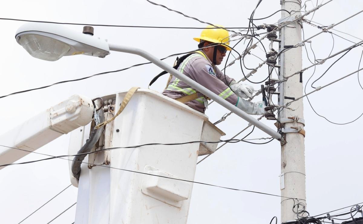 Colonias de Mérida se quedan sin luz por casi 24 horas