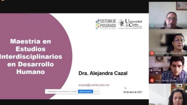 Presenta Unicaribe nueva maestría en su oferta de estudios