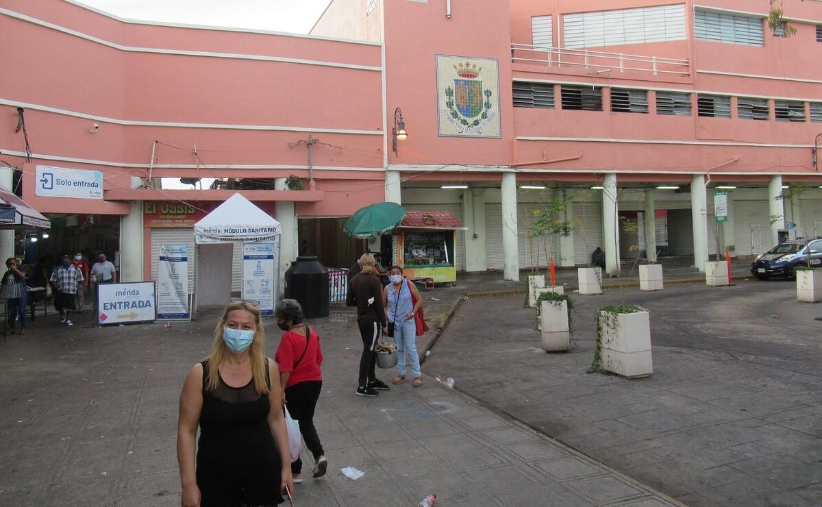 Anuncian ampliación de horarios en mercados de Mérida