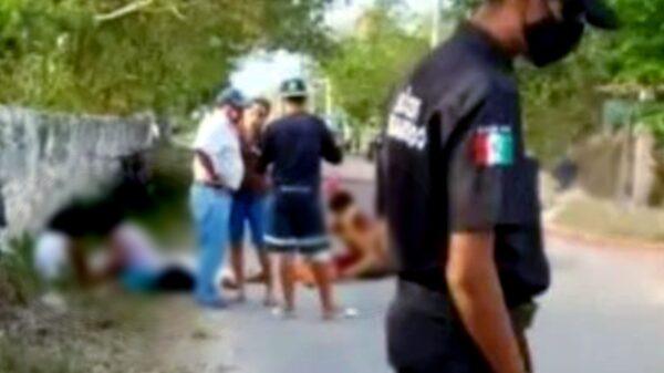 Menor de 13 años muere cuando se encontraba con sus amigos en Espita