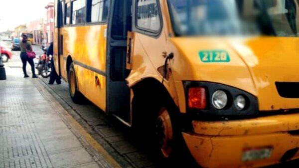 Chofer de transporte público de Mérida es denunciado por acoso sexual a joven de 21 años