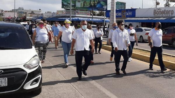 Mototaxis podrán operar en Chetumal hasta el final de la administración