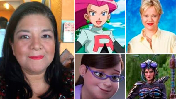 Muere la actriz de doblaje Diana Pérez, voz de Jessie en 'Pokémon'