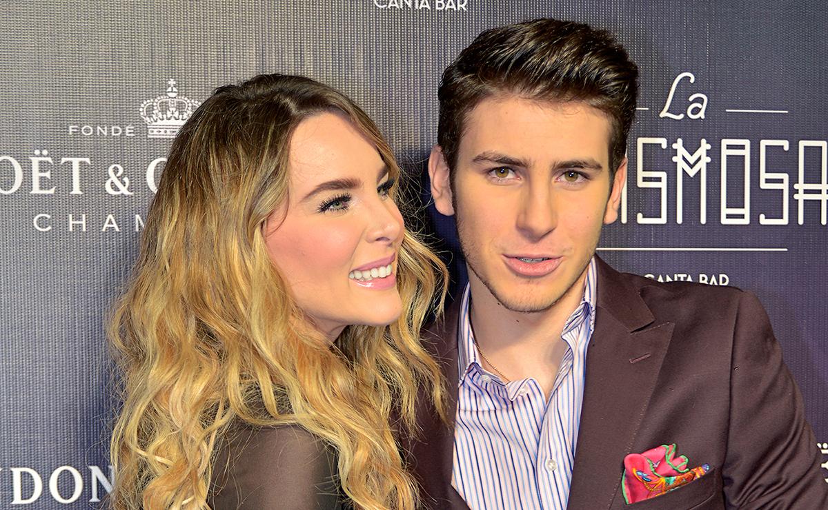 'Nacho' Peregrín revela si Belinda está embarazada