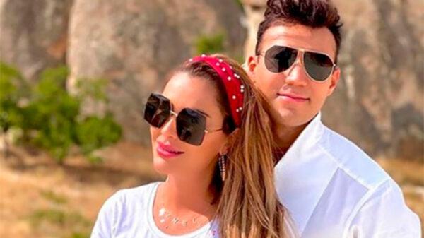 Ninel Conde confirma que sigue su romance con Larry Ramos