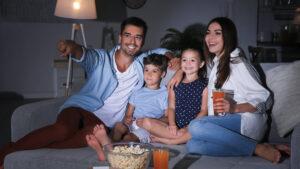 Actividades familiares para divertirse sin salir de casa