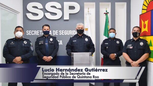 Asume la SSP Quintana Roo la seguridad pública en Tulum.