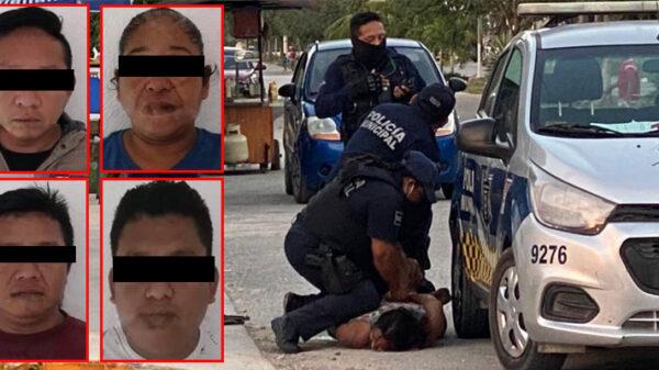 En Tulum vinculan a proceso a los asesinos de la salvadoreña Victoria Salazar.
