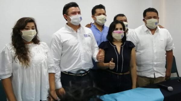 Panistas en Quintana Roo se declaran listos para elecciones 2021