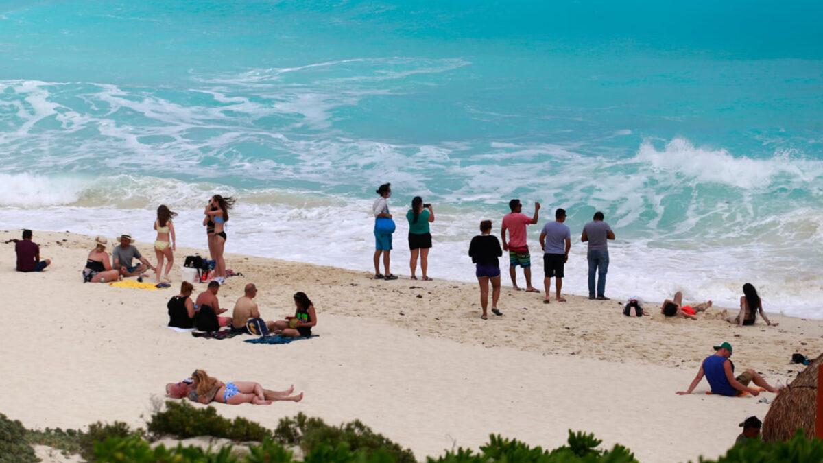 Garantiza Cancún playas seguras para vacacionistas en semana santa