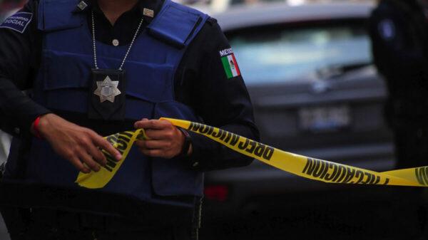 Tres policías son emboscados y calcinados en Oaxaca