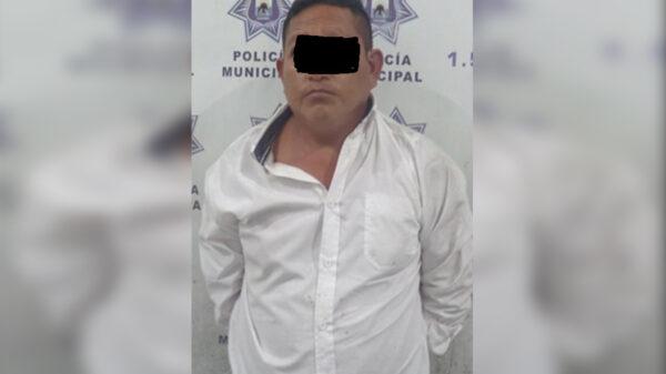 Detienen a presunto violador en la Cozumel
