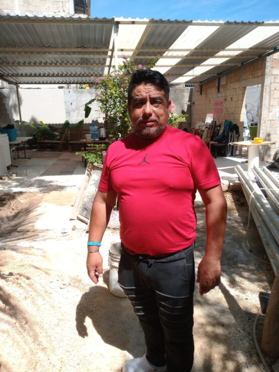 Cancún: Pierde batalla contra Covid-19 fundador del 'Comedor de Dios'; Ricardo Villalba se convirtió en todo un ángel en lo peor de la pandemia.