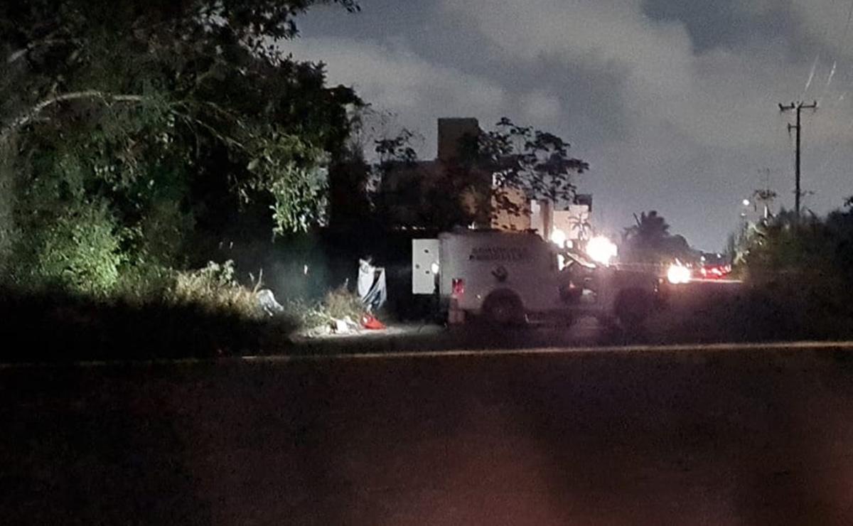 Cancún: Localizan presuntos restos humanos en la región 252