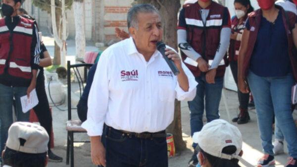 Renuncia candidato a diputado por Morena acusado de abuso sexual