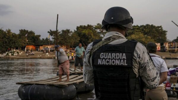 Refuerzan vigilancia en la frontera sur, buscan frenar migración