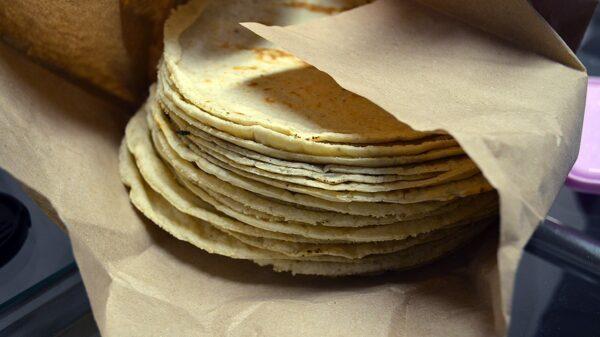 Sube el precio del kilo de tortilla a 22 pesos en Yucatán
