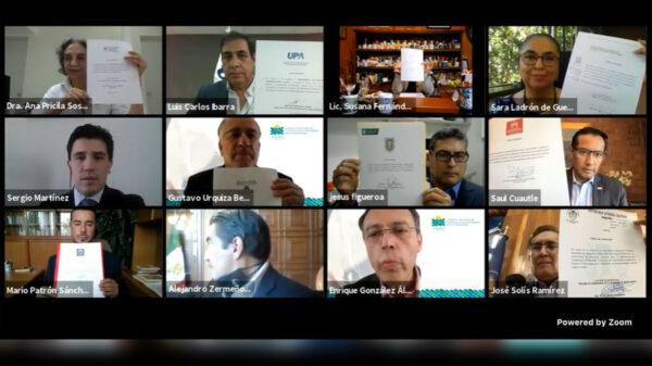 Firma la Unicaribe convenio educativo nacional