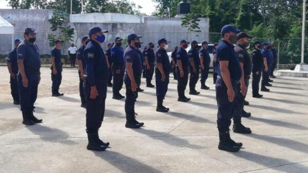 Refuerzan vigilancia policiaca en Isla Holbox