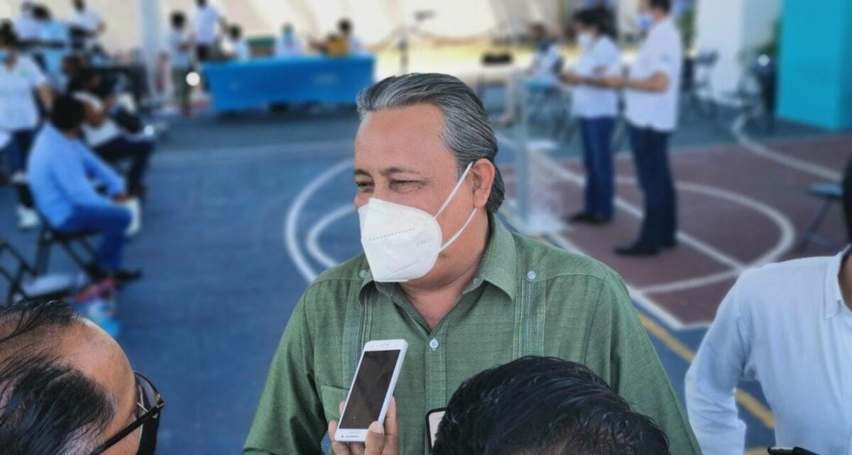 Aseguran atención y seguridad para familia de Victoria, salvadoreña asesinada en Tulum: Arturo Contreras, secretario de gobierno de Q. Roo.