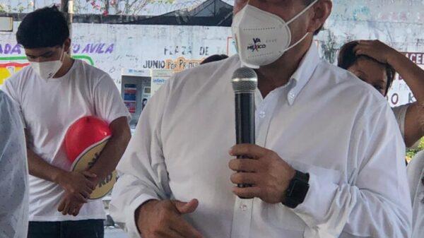 Arranca Eloy Peniche su campaña a la diputación federal por el D-03.